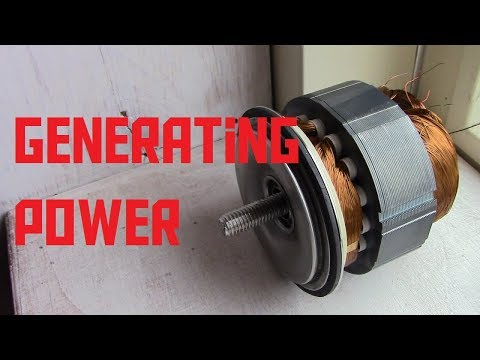 How do generators work? (AKIO TV)