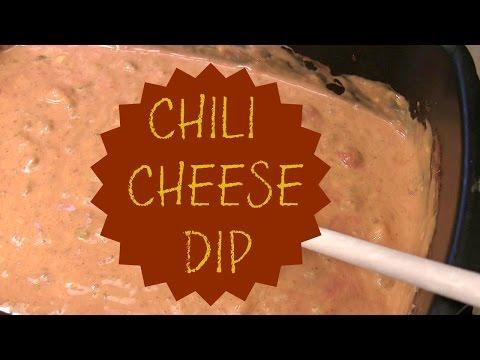 Chili Cheese Dip | Velveeta, Chili & Salsa!