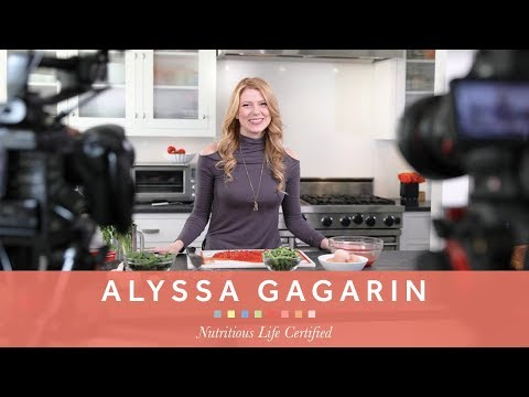 Alyssa Gagarin - The Nutritious Life Studio Testimonial