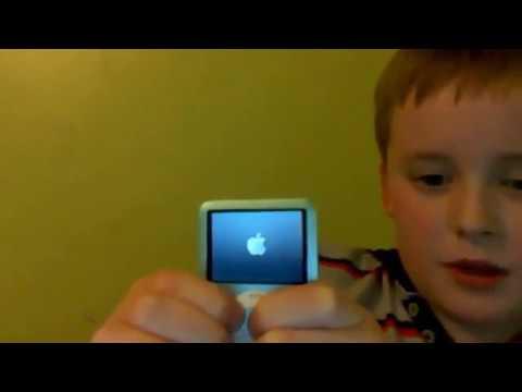how to turn off ipod nano