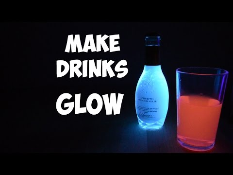 Make ANY drink glow
