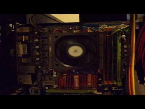 Biostar Bios Chip!! and Overclocking AMD Athlon64 X2 4600+