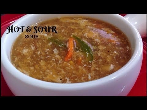 Xxx Mp4 Hot And Sour Soup Homemade Soup Easy Soup Recipe By HUMA IN THE KITCHEN 3gp Sex