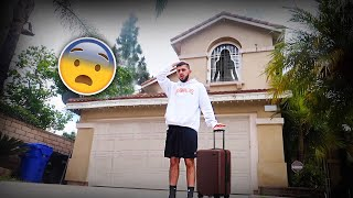 I'M GONNA LIVE AT THE HAUNTED HOUSE! *MY DECISION*
