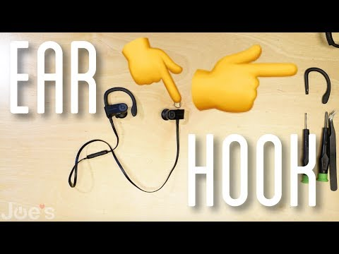 How to Repair PowerBeats 3 Wireless Right Ear Hook Replacement