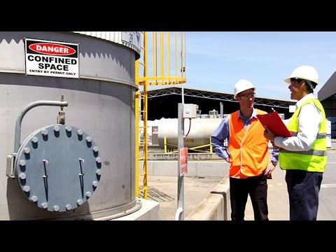 Confined Spaces Safety Training Video - Free Safetycare preview hazardous atmospheres