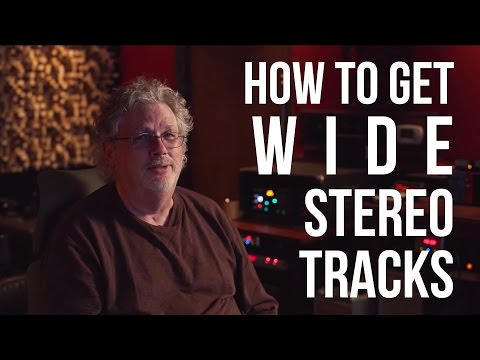 How to get WIDE stereo tracks - Into The Lair #117