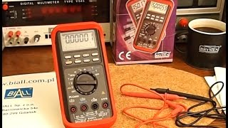 Brymen BM257 vs BM235 Multimeter IR Serial Protocol - PakVim net HD