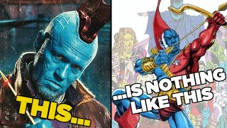 Download 10 MCU Characters That Are Nothing Like The Comics Video