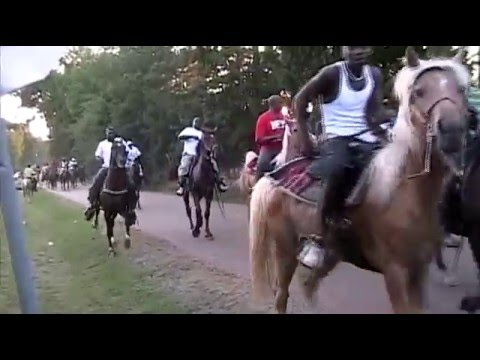 Trail Riding in Texas   Haskins Park