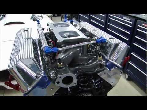 Cobra Engine Build Part 2 Finishing