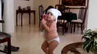 Cutee...the youngest belly dancer in the world
