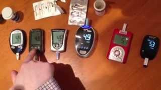 Me at home testing my meters