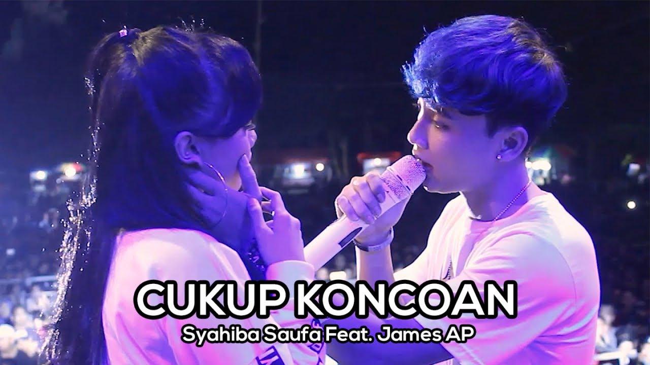 Syahiba Saufa Ft. James AP - Cukup Koncoan (Koplo Version) - (Official LIVE)