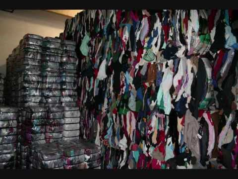 ABC Used Clothing Wholesale and Second hand Clothes for Export Video