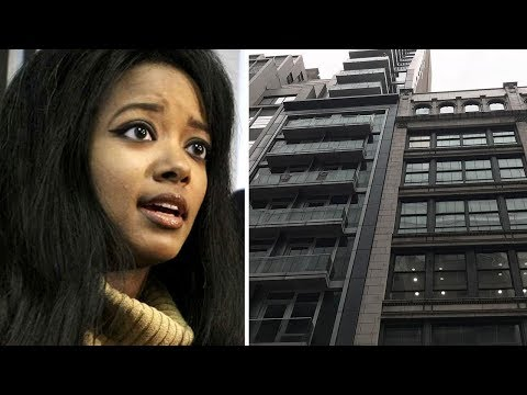 Playboy model jumps off building with boy, 7, in Manhattan