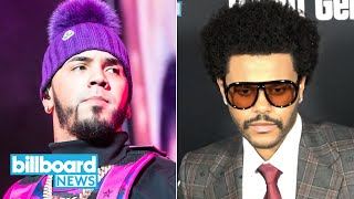 Anuel Supports Black Lives Matter, The Weeknd Donates $500,000 for Racial Equality | Billboard News