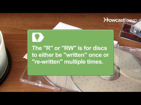 How to Buy Blank DVDs
