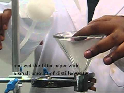 Making copper (II) sulfate crystals