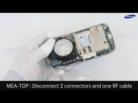 Disassembly Galaxy K Zoom SM-C115