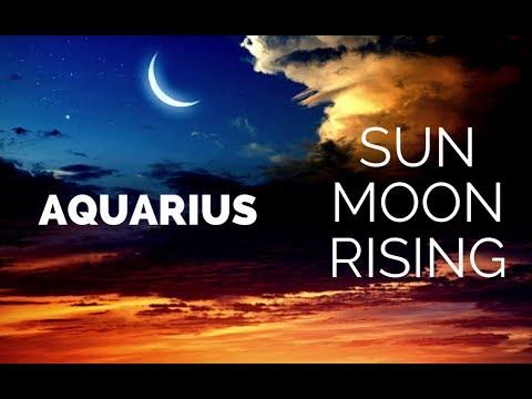 Aquarius Sun | Aquarius Moon | Aquarius Rising (Ascendant) | Hannah's Elsewhere