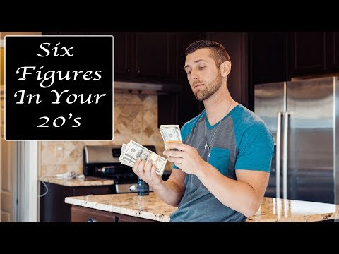 THE EASY WAY TO MAKE 6 FIGURES IN YOUR 20's
