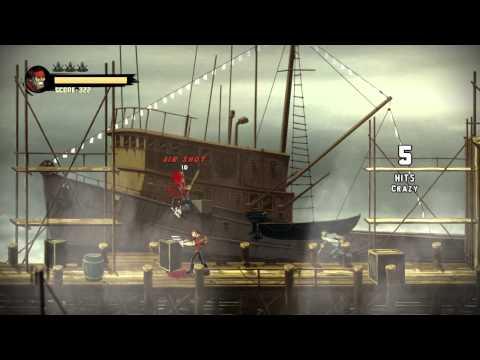 SHANK 2 | Docks Gameplay
