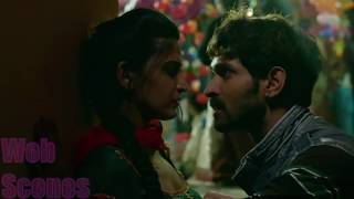 Aahana Kumra \u0026 Plabita Borthakur Hot Kissing Scene in Lipstick Under My Burkha !!! (HD)