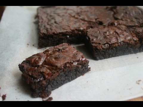 How To Make Fudgy Brownies!