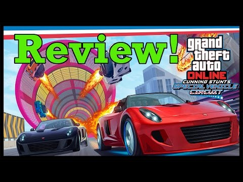 GTA 5: Special Vehicle Race DLC Review (Lack of Content Or Focus On Being