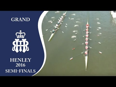 Hollandia v New York & California | Semi-Finals Day Henley 2016 | Grand