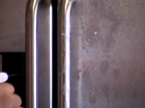 How to Clean Your Stainless Steel Appliances with QUICK DEGREASER