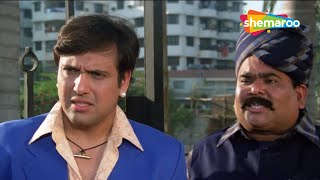 Rajaji (HD)Hindi Full Movie in 15mins - Govinda | Raveena Tandon | Satish Kaushik -Best Comedy Movie