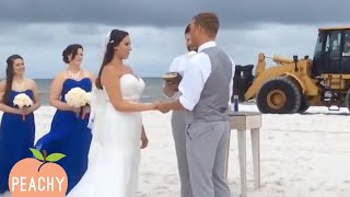 [HOUR +] Ruined Weddings! 😂 |  Funny Moments and Cute Videos
