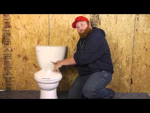 How to Replace a Toilet With a Low-Flow Toilet : Toilet Tips