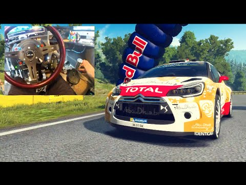 WRC 5 GoPro Handbrake HELL Challenge - Germany Hairpins