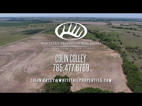 Hunting And Income Producing Property - Jewell Co KS 89 acres