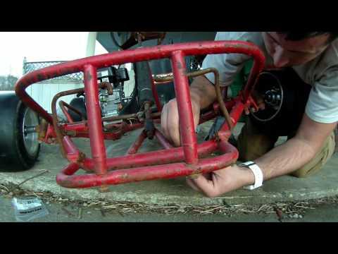 Go Kart Build Drift Go Kart (part 1)