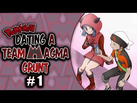 Dating a Team Magma Grunt: Chapter 1 (English Dub)