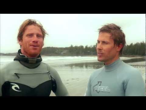Aussie Surfer Instructor - Tofino, British Columbia