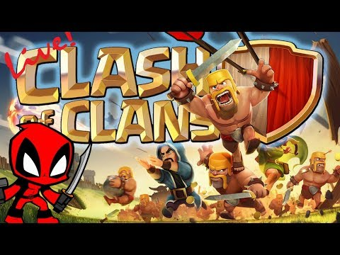 ROOKIE PLAYING CLASH OF CLANS | COC LIVE | HINDI/ENGLISH COMMENTARY | LIVE #49