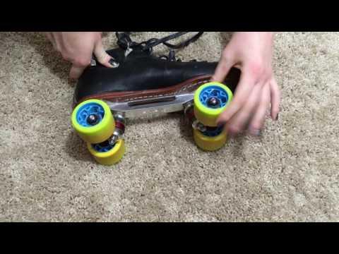 How to Put Wheels on Skates