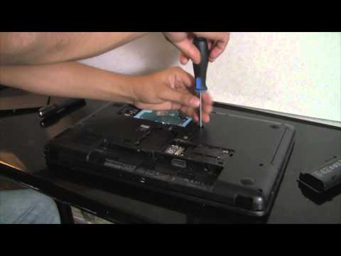 Replace dvd drive on laptop (HP 2000) or any other laptop