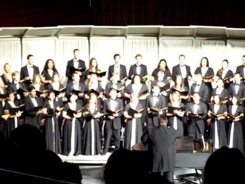 BYU-Hawaii Concert Choir: I Know That My Redeemer Lives, arr. Timothy Max  ***AMAZING PERFORMANCE***