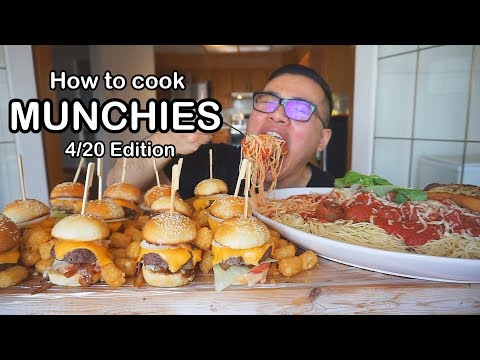 How to cook MUNCHIES (4/20 Edition)