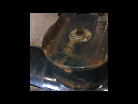 Craftsman Snowblower Impeller Repair