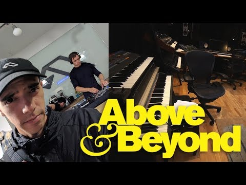 How I Got Inside Above & Beyond's Studio