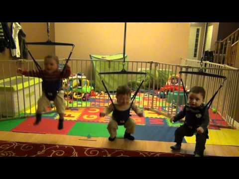 499533e092ff How to Use Merry Muscles Baby Jumper Bouncer Jolly Exerciser - Baby ...
