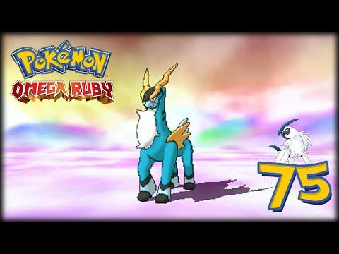 Pokémon Rubí Omega - Cap.75 ¡Capturando Legendarios: Cobalion, un corazón de Acero!