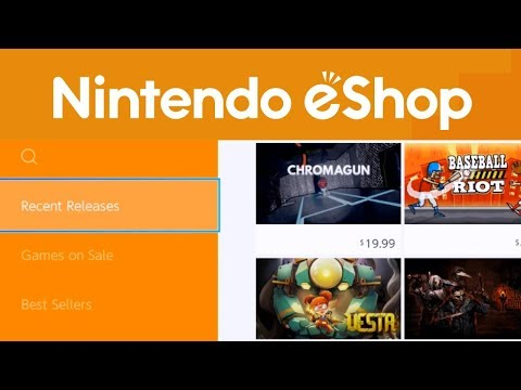The Switch eShop is a Wondrous Place (Casually Browsing)